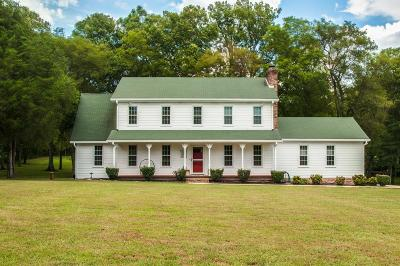 Hendersonville Single Family Home Under Contract - Showing: 716 New Shackle Island Rd