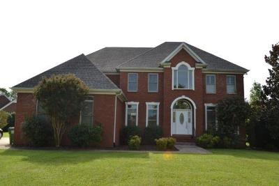 Rutherford County Single Family Home For Sale: 809 Rob Ln