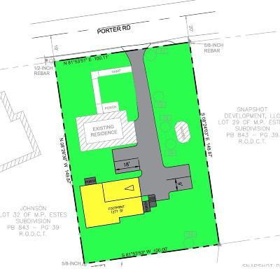 Nashville Residential Lots & Land For Sale: 1605 Porter Rd