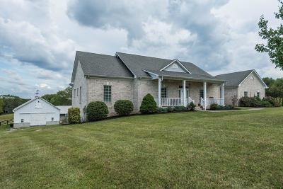 Mount Juliet Single Family Home Under Contract - Not Showing: 1405 Fairview Dr