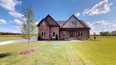 Murfreesboro Single Family Home For Sale: 1712 North Side