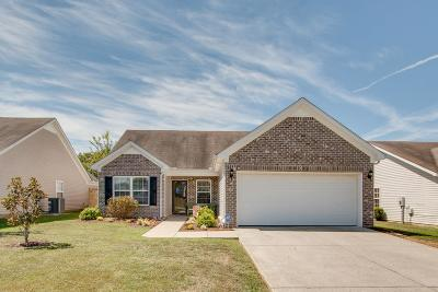 Spring Hill  Single Family Home Under Contract - Showing: 2141 Deer Valley Dr