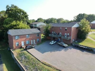 Clarksville Multi Family 5+ For Sale: 1521 W Knollwood Cir