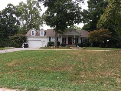 Columbia Single Family Home For Sale: 890 Ridgeview Ln