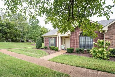 Franklin Condo/Townhouse Under Contract - Showing: 8092 Sunrise Cir