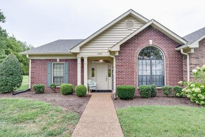 Franklin Single Family Home Under Contract - Showing: 8092 Sunrise Cir