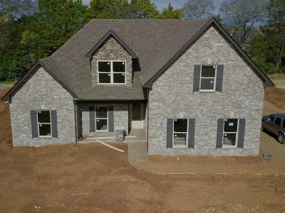 Smyrna Single Family Home For Sale: 1220 Piper Glen Road