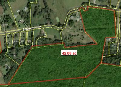 Rutherford County Residential Lots & Land For Sale: Spantown Rd