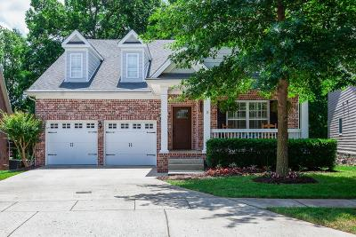 Nolensville Single Family Home For Sale: 3169 Locust Hollow