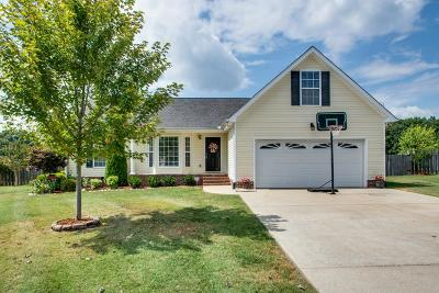 White Bluff Single Family Home Under Contract - Showing: 207 Coleman Dr