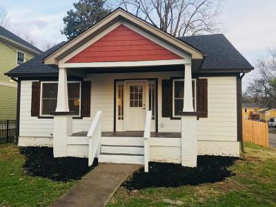 Nashville Single Family Home For Sale: 1101 N 2nd St