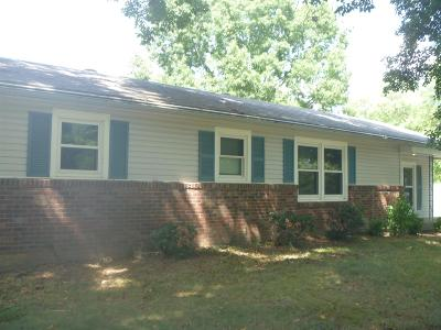Sumner County Single Family Home For Sale: 1043 N. 1st Street
