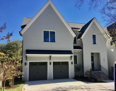 Green Hills Single Family Home Under Contract - Showing: 702 Estes Rd