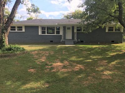 Smyrna Single Family Home Under Contract - Showing: 302 Eastland Dr