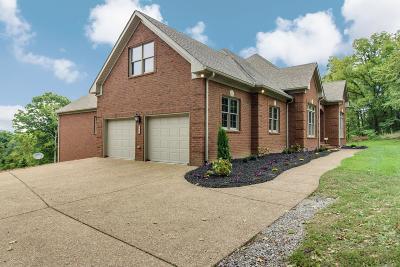 Nolensville Single Family Home For Sale: 2749 Clem Hill Lane
