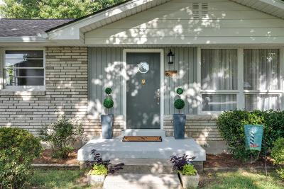 Nashville Single Family Home For Sale: 601 Whispering Hills Dr