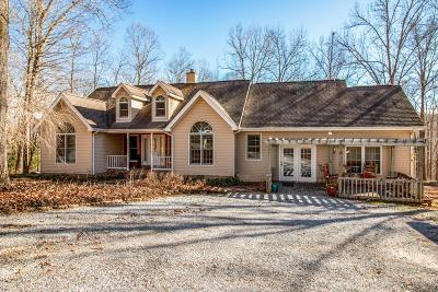 Hohenwald Single Family Home For Sale: 1087 Little Swan Creek Rd