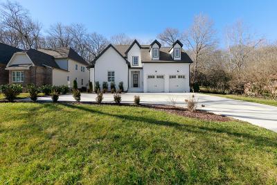 Nashville Single Family Home For Sale: 925 Downey Dr