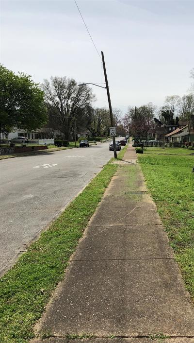 Nashville Residential Lots & Land For Sale: 1203 N 5th St