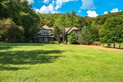 Bon Aqua, Burns, Charlotte, Cumberland Furnace, Dickson, Lyles, Vanleer, White Bluff Single Family Home Under Contract - Not Showing: 1251 Turnbull Rd