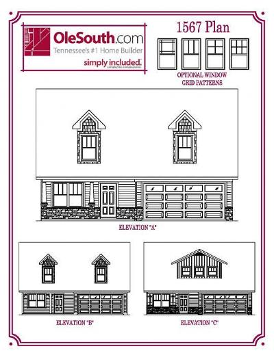 Hermitage Single Family Home Under Contract - Not Showing: 1108 Lady Nashville Dr. (Lot12)