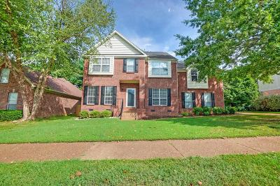 Franklin Single Family Home For Sale: 133 Golden Meadow Ln