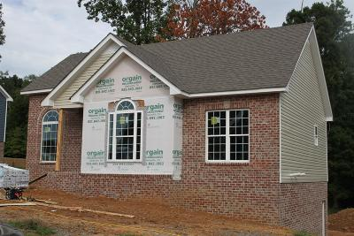 Cheatham County Single Family Home Under Contract - Not Showing: 375 Misty Dr