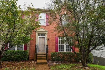 Davidson County Condo/Townhouse For Sale: 5170 Hickory Hollow Pkwy #249 #249