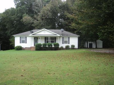 Charlotte TN Single Family Home Under Contract - Showing: $154,500