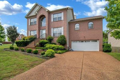 Goodlettsville Single Family Home For Sale: 136 Rose Garden Ln