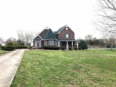 Clarksville Single Family Home For Sale: 839 Salem Rd