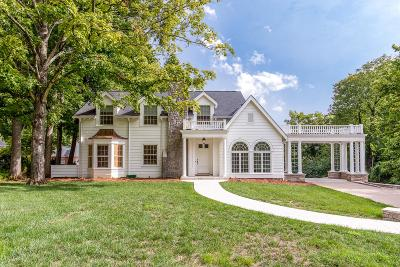 Nashville Single Family Home Under Contract - Showing: 216 Jackson Blvd