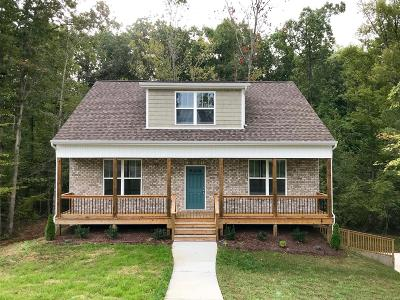 Dickson Single Family Home For Sale: 123 Iron Gate Ln
