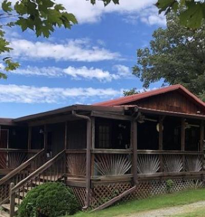 Houston County, Montgomery County, Stewart County Single Family Home For Sale: 110 Tobaccoport Dock Rd