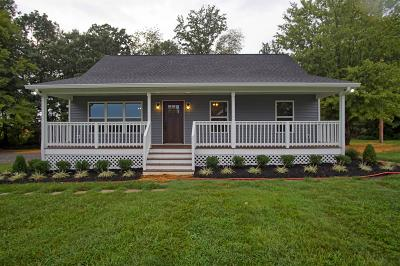 Springfield Single Family Home Under Contract - Showing: 5262 Fred Perry Rd
