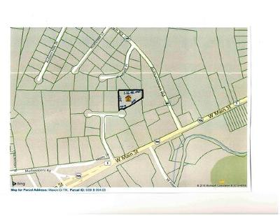 Cannon County Residential Lots & Land For Sale: Mason Ct