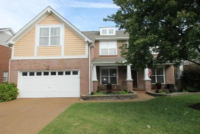 Franklin Single Family Home Under Contract - Showing: 1330 Tilton Dr