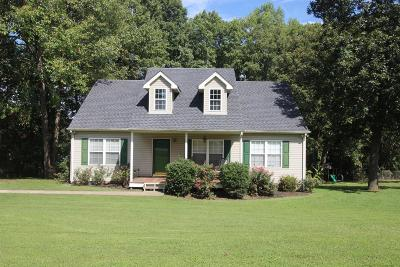 Dickson Single Family Home For Sale: 101 Pheasant Holw