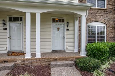 Spring Hill Condo/Townhouse For Sale: 2271 Dewey Dr Apt B3