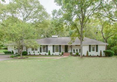 Nashville Single Family Home Under Contract - Showing: 4507 Price Circle Rd