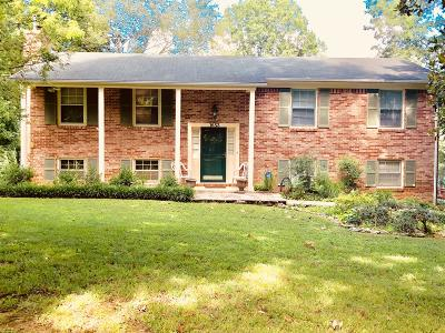 Cookeville Single Family Home For Sale: 1652 Dellwood Ave