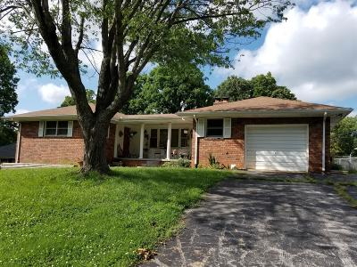 Dickson Single Family Home For Sale: 301 Luther Rd