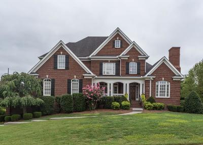 Brentwood Single Family Home Under Contract - Showing: 1756 Forsyth Park Dr