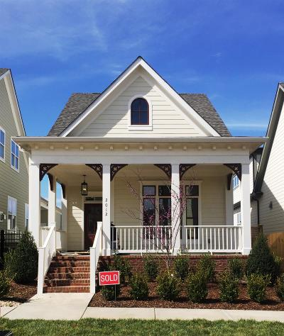 Franklin, Nashville Single Family Home For Sale: 2012 Erwin Street # 1969