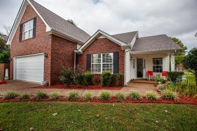 Franklin Single Family Home Under Contract - Showing: 3164 Tristan Dr