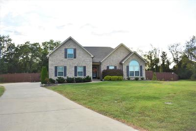Murfreesboro Single Family Home Under Contract - Not Showing: 4304 Zephyr Ct