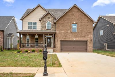 Clarksville Single Family Home For Sale: 1714 Ellie Piper Circle