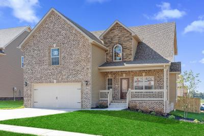 Clarksville Single Family Home For Sale: 1540 Ellie Piper Circle