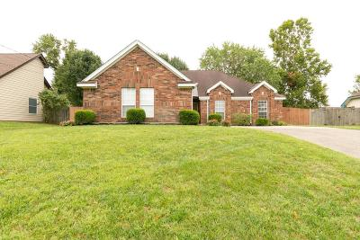 Old Hickory Single Family Home For Sale: 4451 S Trace Blvd