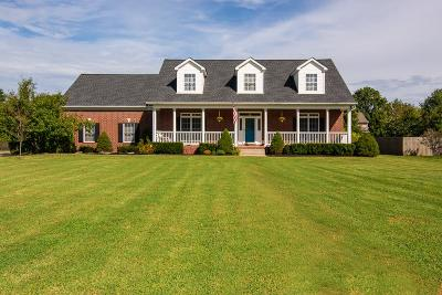 Franklin Single Family Home Under Contract - Showing: 2212 Oakbranch Cir